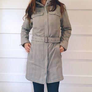 Women's Long Columbia Winter Jacket